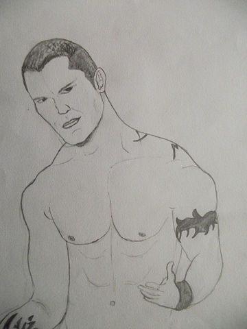 Randy Orton par wwerosa